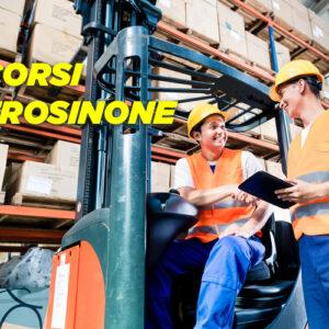Corsi Frosinone